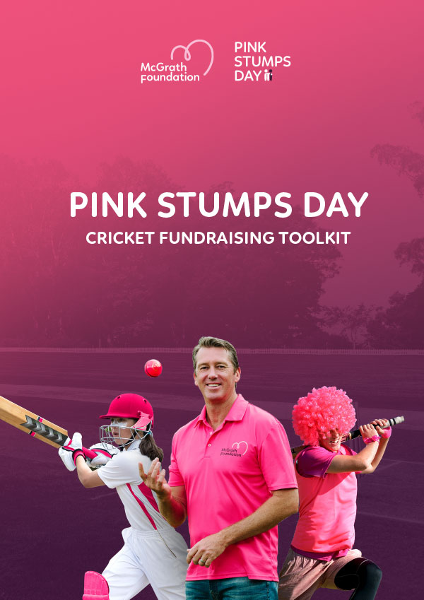 Cricket Fundraising Toolkit