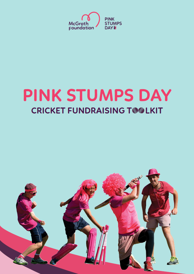 Cricket Fundraising Toolkit